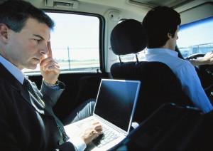 Ταξί μεταφορά επιχειρηματιών VIP