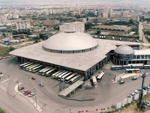 Ταξί Θεσσαλονίκη Αεροδρόμιο Κτελ