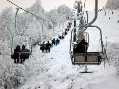 Ταξί Θεσσαλονίκη Χιονοδρομικό Ελατοχωρίου