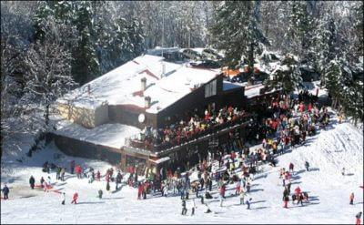 9θέσιο ταξί Θεσσαλονίκη προς χιονοδρομικό Ελατοχωρίου