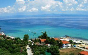 Transfers Thessaloniki Airport SKG to Afitos Halkidiki