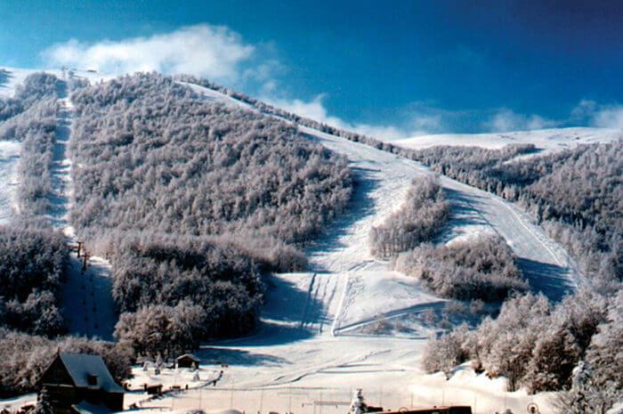 3-5 πηγάδια - χιονοδρομικό κέντρο