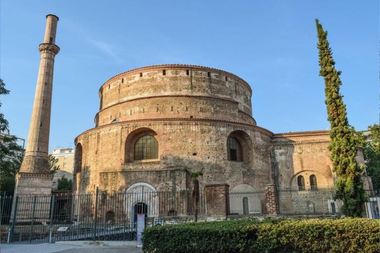 Περιήγηση με ταξί στη Βυζαντινή Θεσσαλονίκη
