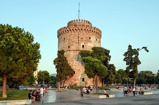 Λευκός Πύργος - Νέα Παραλία Θεσσαλονίκης