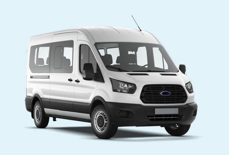 Minibus 12 θέσεων