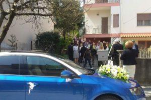 Αυτοκίνητο γάμου Θεσσαλονίκη