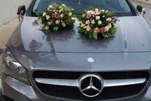 Πολυτελές Αυτοκίνητο Γάμου Θεσσαλονίκη