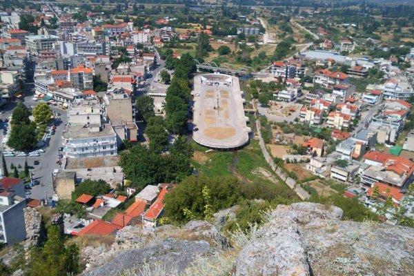 ταξί θεσσαλονίκη σιδηρόκαστρο